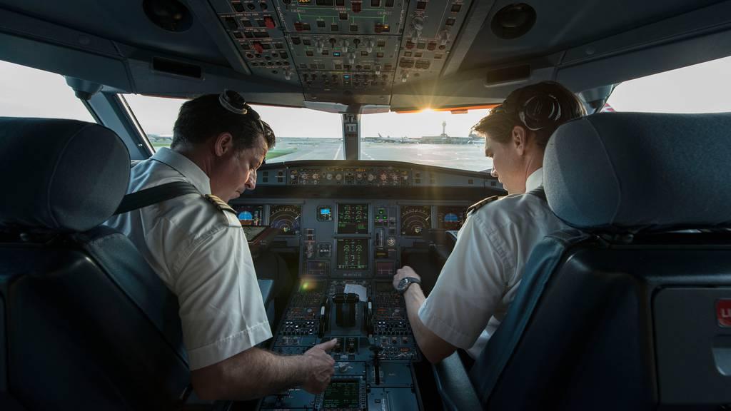 Am 25. Oktober tritt der Winterflugplan der Fluggesellschaft Swiss in Kraft –  mit einem im Vergleich zum Vorjahr stark reduzierten Angebot.