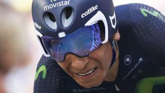 Der Kolumbianer Nairo Quintana verzichtet auf einen Start an den Olympischen Spielen in Rio de Janeiro