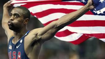Tyson Gay startet nicht über 200 m