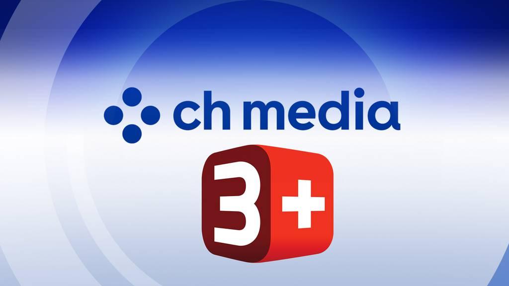 Mit der Übernahme von 3+ wird CH Media zum grössten Privat-TV