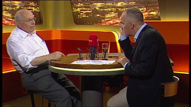 TalkTäglich mit Gerhard Blocher vom 22.8.12