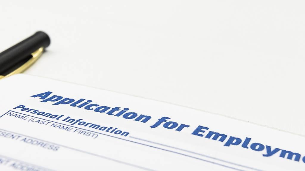 US-Arbeitslosenanträge gehen weiter zurück. (Archiv)