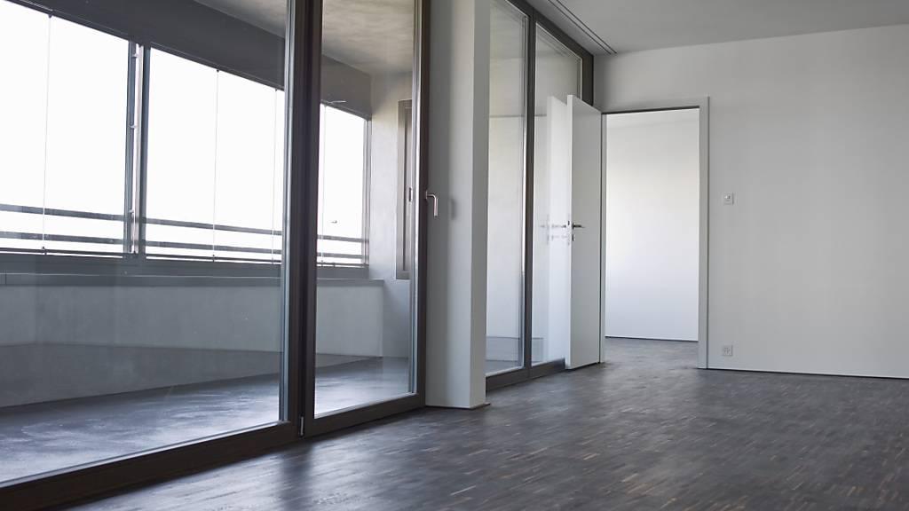 Weniger leere Wohnungen im Kanton Luzern
