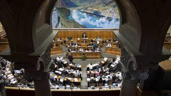 Für den Kanton Solothurn drängen knapp 150 Personen in die grosse Kammer. Da wird die Wahl schnell einmal zur Qual. (Symboldbild)