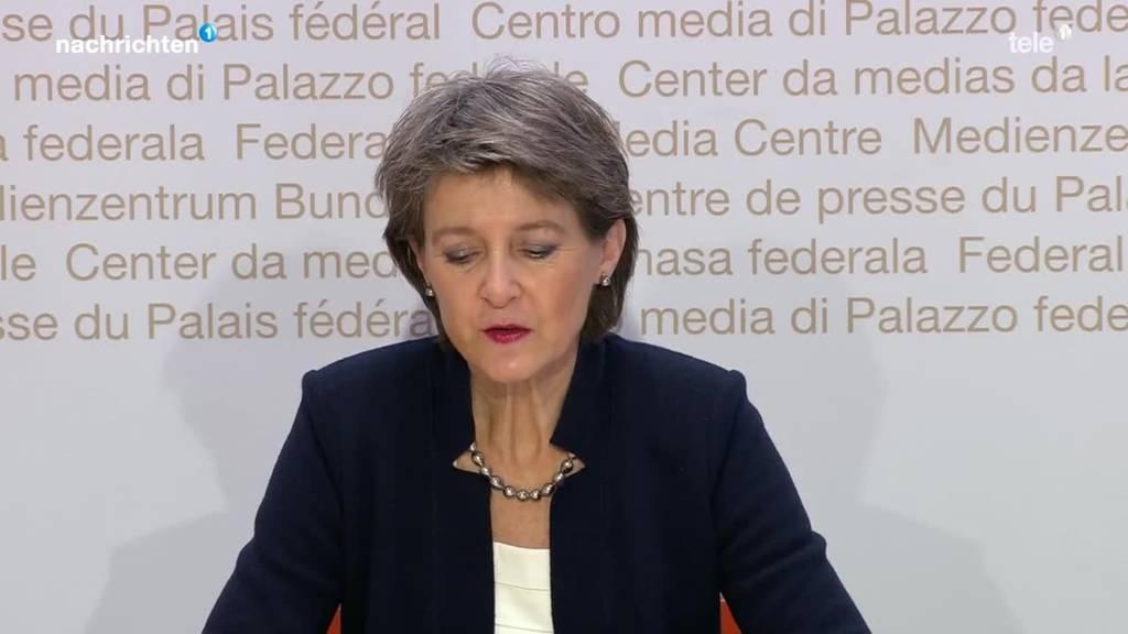 Neuste Corona Entscheide Bundesrat