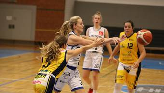 Basketball, NLA-Frauen: Troistorrents - BC Alte Kanti Aarau (13.10.2019)