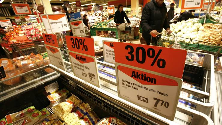 Im Aargau sollen künftig an vier Sonntagen im Jahr die Läden offenbleiben.