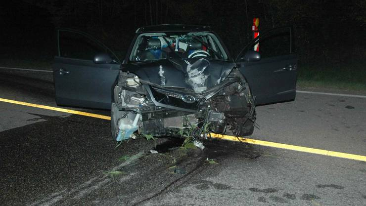Unfall auf der Autobahn A2 (Symbolbild)