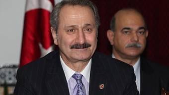 Ex-Wirtschaftsminister Zafer Caglayan (Archivbild)