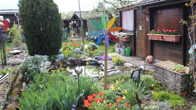 Familiengarten Grenchen