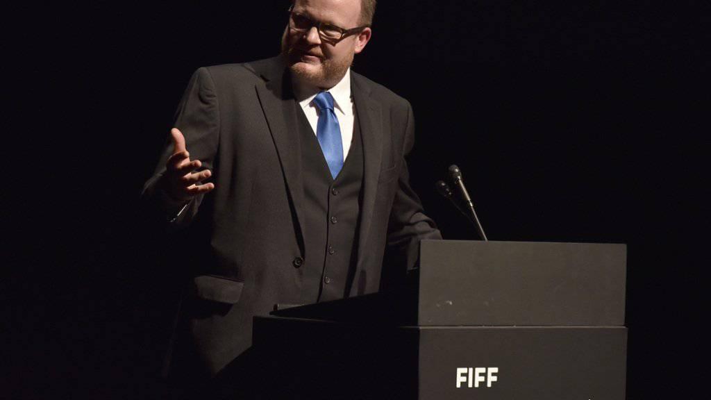 Holt unbekannte Filmperlen aus verschiedensten Ländern auf Freiburgs Kinoleinwände: FIFF-Direktor Thierry Jobin (Archiv)