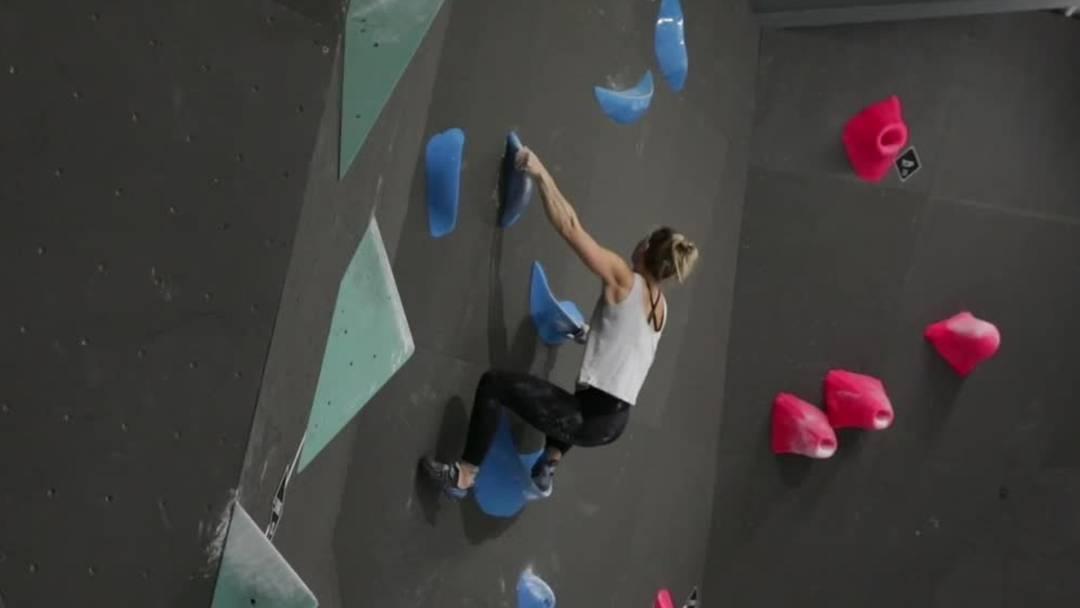 Klettern und Bouldern in Lenzburg wieder möglich