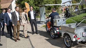 E-Autos in Anwil