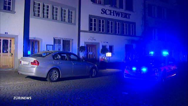 Messerattacke in Rapperswil: Verdächtiger festgenommen