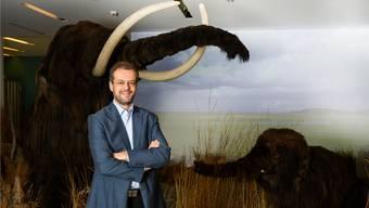 Daniel Bärtschi hat in den ersten knapp vier Monaten schon die ganze Bandbreite an Emotionen erlebt, die man als Naturama-Direktor erleben kann.