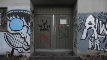 Das Schützenhaus Im Horgen auf dem Schlieremer Berg wird schon seit bald 20 Jahren nicht mehr von Schützen genutzt.