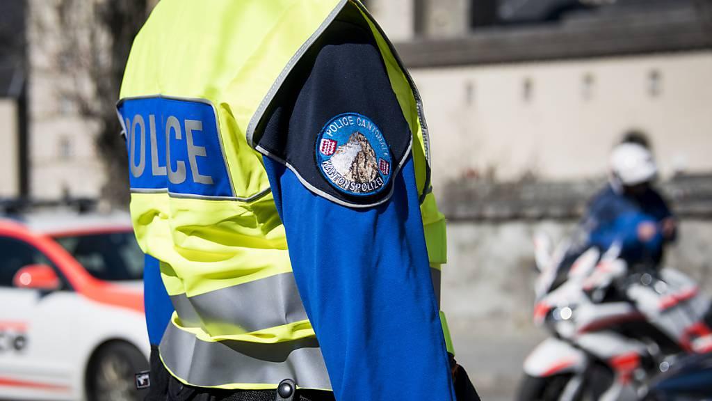 Wallis erhöht Polizeipräsenz in Ferienorten - 220 Beamte im Einsatz