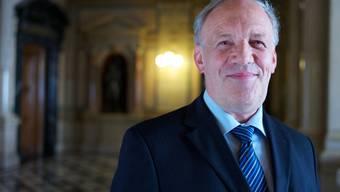 Schneider-Amman will in Brasilien die Wirtschaftsbeziehungen mit dem aufstrebenden Schwellenland vertiefen (Archiv)
