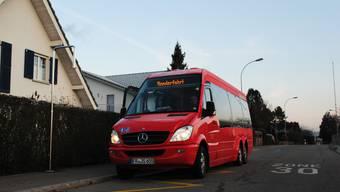 Am Sonntag fährt der Stadtbus nur über den Kapuzinerberg; Kohlplatz und Dianapark werden nicht bedient.archiv/nbo