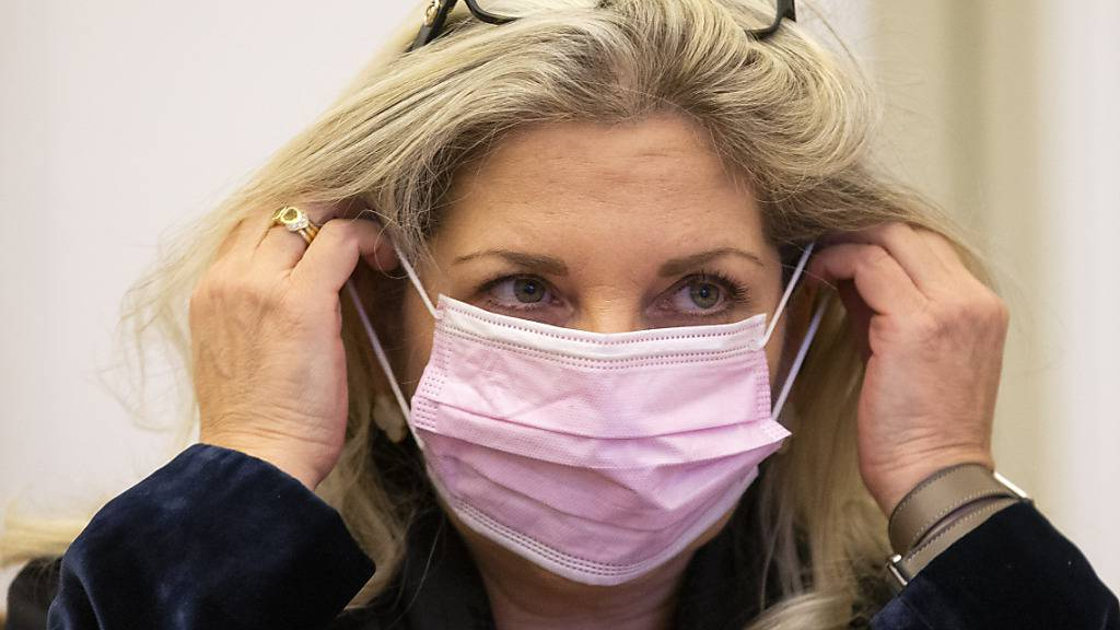 Ist zum zweiten Mal an Covid-19 erkrankt: die Genfer Finanzdirektorin Nathalie Fontanet. (Archivbild)