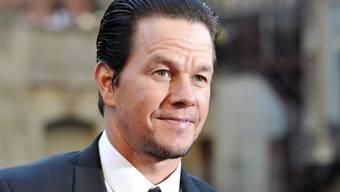 Ein Titel, der ihn wohl kaum freut: US-Schauspieler Mark Wahlberg wurde zum überbezahltesten Schauspieler des Jahres 2017 gewählt. (Archivbild)