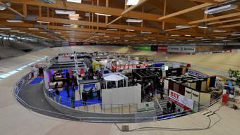 Die Mittelländer Ausstellung mia 2013. Nach zwei Jahren Grega soll sie ab 2016 wieder stattfinden. (Archiv)