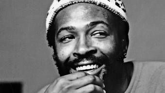Marvin Gaye (2. April 1939–1. April 1984) war von Selbstzweifeln geplagt