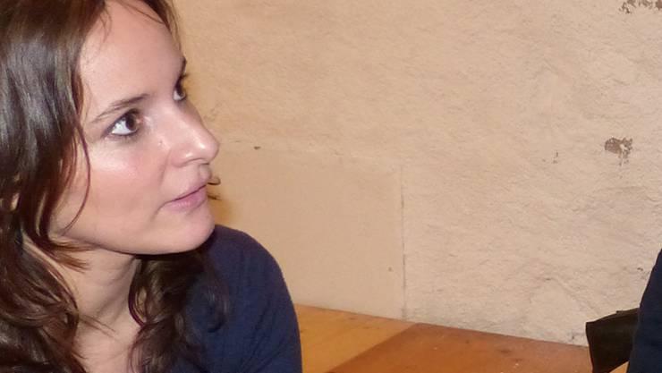 Michaela Stalder studiert Anglistik und Geschichte.