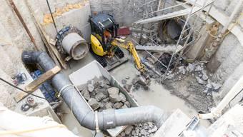 Die Gemeinde rechnet bis im Jahr 2023 mit Investitionen von durchschnittlich 700000 Franken insbesondere für die Sanierungen und den Werterhalt des Leitungsnetzes sowie die Sanierung der Kanäle in der Fahrweid.