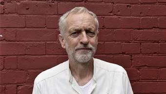 «In Deutschland wäre ich gar kein richtiger Linker», sagt der Kandidat für den Labour-Spitzenposten Jeremy Corbyn.Toby Melville/Reuters