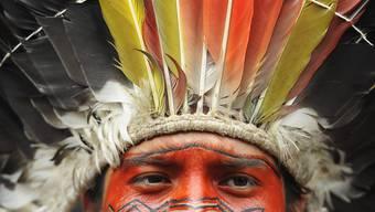 Die Amazonas-Eingeborenen sind laut zwei neuen Genstudien eher mit Südostasiaten verwandt als mit den übrigen von Sibirien eingewanderten Ureinwohnern Amerikas. (Archivbild)