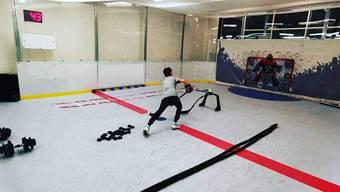 Das Skill Center soll ab März in Niederlenz trainingsbereit sein.