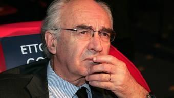 Der Chef der Vatikanbank, Ettore Gotti Tedeschi (Archiv)