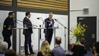 Europatag an der Kantonsschule Wohlen 2020