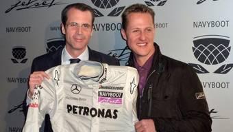 Gaydoul mit Schumacher