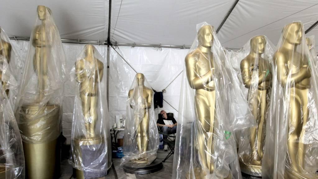 Die Vorbereitungen für die nächste Oscar-Verleihung laufen auf Hochtouren - hunderte Beiträge haben sich für die Kategorie «Bester Film» qualifiziert. (Symbolbild)