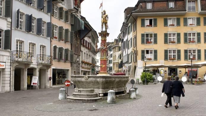 Kennen Sie die elf historischen Brunnen der Altstadt?