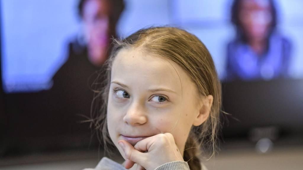 Neue Doku-Serie: Der britische Sender BBC will sich an die Fersen der schwedischen Umweltaktivistin Greta Thunberg heften.