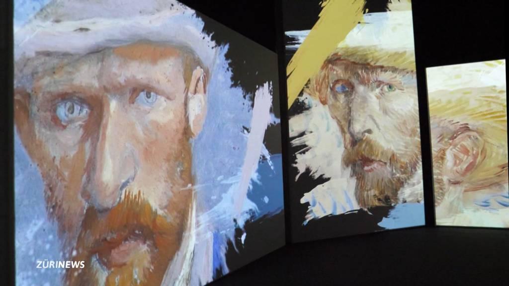 """""""Van Gogh Alive"""": Ausstellung erweckt Kunstwerke zum Leben"""