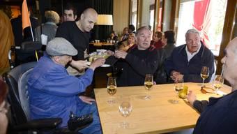 Eröffnung des renovierten Parktheater-Restaurants in Grenchen