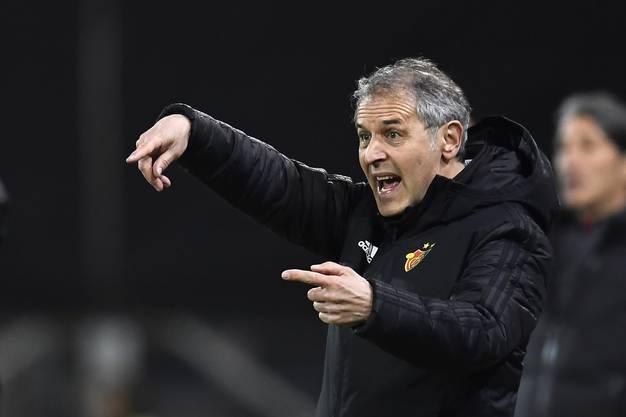 FCB-Trainer Marcel Koller kann mit dem bisher Gezeigten nicht zufrieden sein.