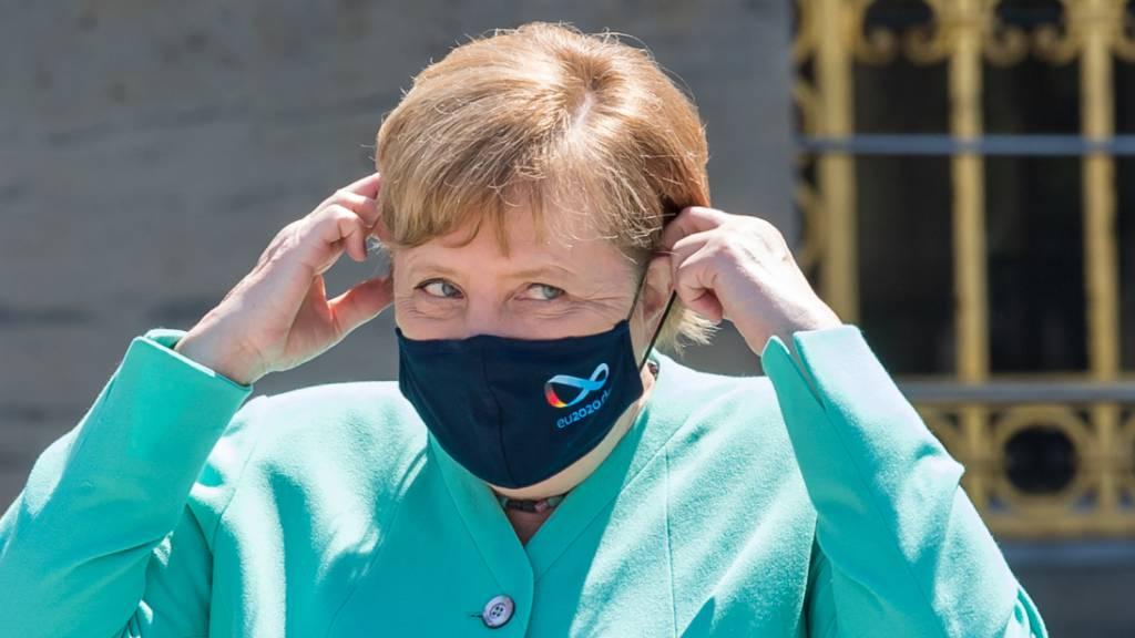 Merkel äussert sich nicht zur Kanzlerkandidatendebatte