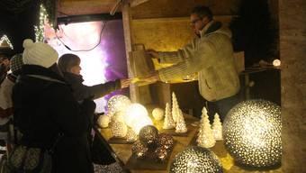 Weihnachtsmarkt Schloss Wildegg