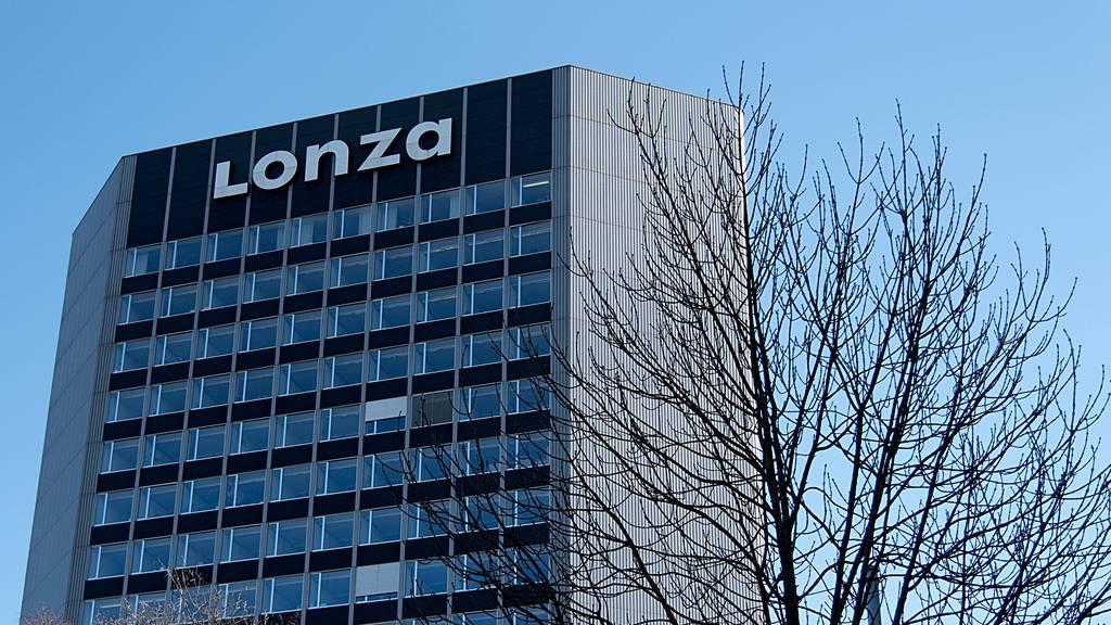 Lonza erzielt einen Umsatz von 5,9 Milliarden
