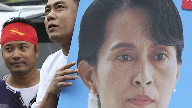 Suu Kyi erklärt sich nicht schuldig