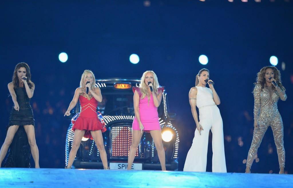 Sie waren die Stars an der grossen Schlusszeremonie. (© Getty)