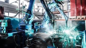 Die Fertigstellung des vierten Produktionsstandortes von Alu Menziken ist für Ende 2018 geplant.