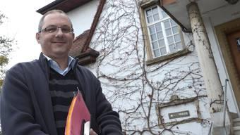 Psychotherapeut Stefan Baumann betreibt an der Tiergartenstrasse 15 in Liestal auch eine Ombudsstelle.