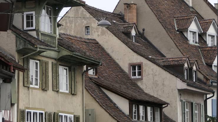 Basel Altstadt.