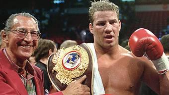 Ex-Weltmeister Tommy Morrison starb im Alter von nur 44 Jahren.
